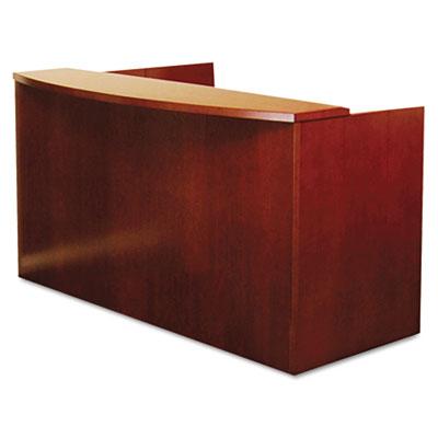 Mayline® Mira Series Reception Desk Shell Return