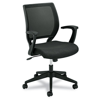 basyx® VL521 Mesh Mid-Back Task Chair