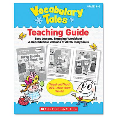 Scholastic Vocabulary Tales