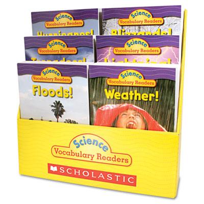 Scholastic Science Vocabulary Readers