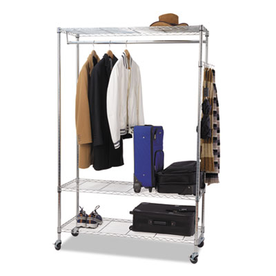 Alera® Wire Garment Rack