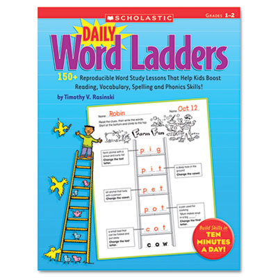 Scholastic Daily Word Ladders