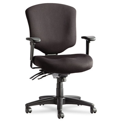 Alera® Wrigley PRO Series High-Performance Mid-Back Multifunction Chair
