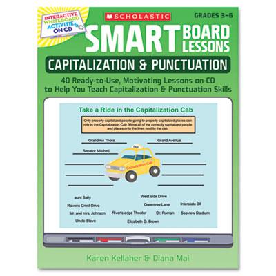 Scholastic SMART Board™ Lessons