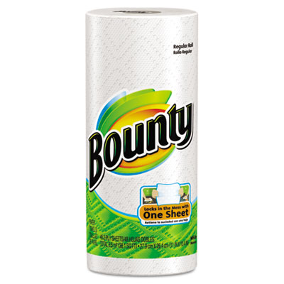 Bounty® Perforated Towel Roll