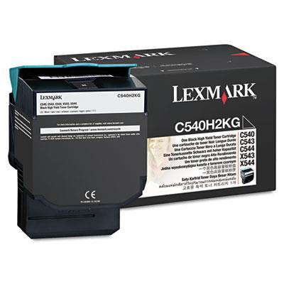 Lexmark™ C540H2KG Toner
