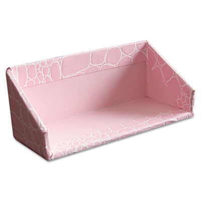 Aurora Products PROFormance Crocodile Business Card Holder