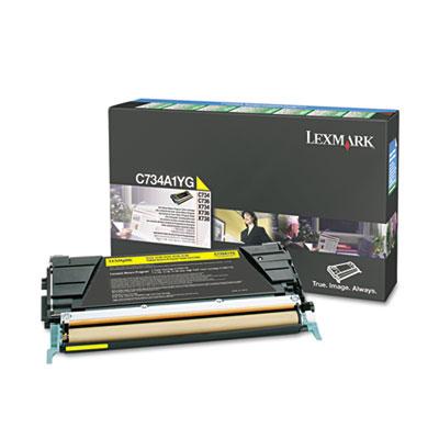 Lexmark™ C734A1YG-C734A2CG Toner