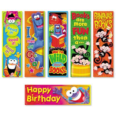 TREND® Bookmark Combo Packs