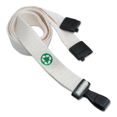 Advantus® Earth-Friendly Lanyard