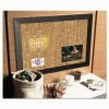 MasterVision® Natural Cork Bulletin Board