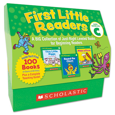 Scholastic First Little Readers
