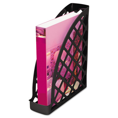 Universal® Recycled Plastic Magazine File