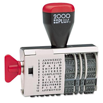 2000 PLUS® Dial-N-Stamp