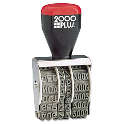 2000 PLUS® Traditional Date Stamp