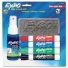 EXPO® Low-Odor Dry Erase Marker Starter Set