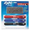 EXPO® Click™ Dry Erase Marker Starter Set