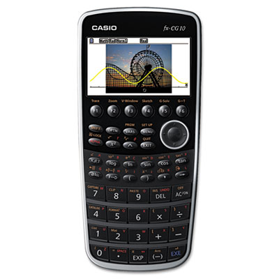 Casio® PRIZM™ FX-CG10 Color Graphing Calculator