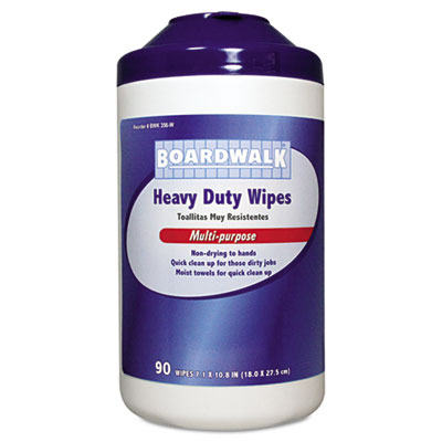 Boardwalk® Heavy-Duty Wipes