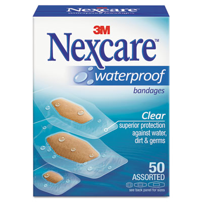 3M Nexcare™ Waterproof Bandages