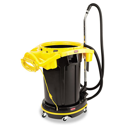 Rubbermaid® Commercial DVAC Straight Suction Vacuum Cleaner