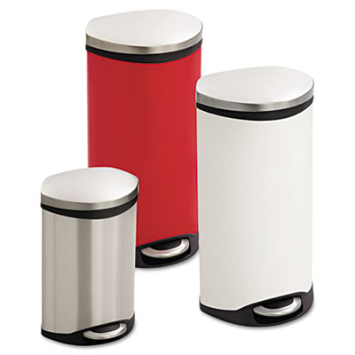 Safco® Step-On Medical Receptacle