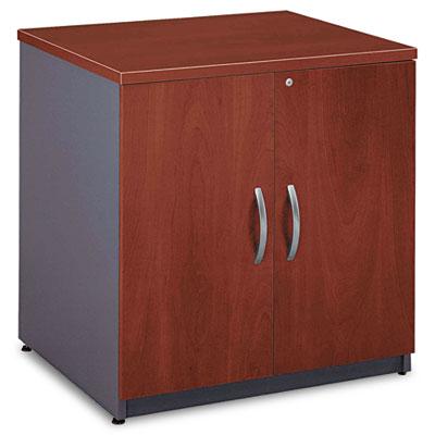 Bush® Series C Two-Door Storage Cabinet