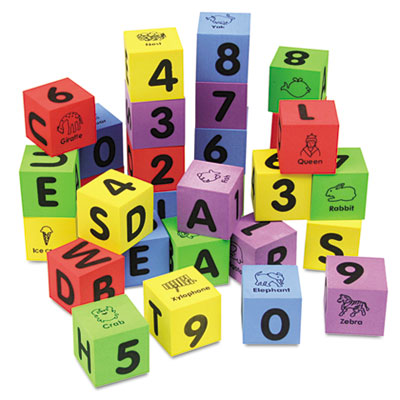 Chenille Kraft® WonderFoam® Learning Blocks