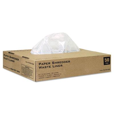 BOXIS™ AutoShred™ Shredder Bags