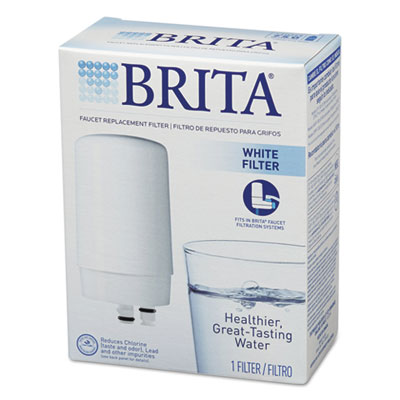 Brita® On Tap Faucet Water Filter System Replacement Filters