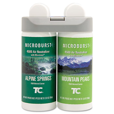Rubbermaid® Commercial Microburst® Duet Refills