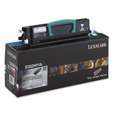 Lexmark™ E352H11A, E352H21A Toner Cartridge