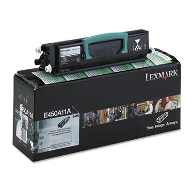 Lexmark™ E450A21A, E450H11A, E450H21A Laser Cartridge