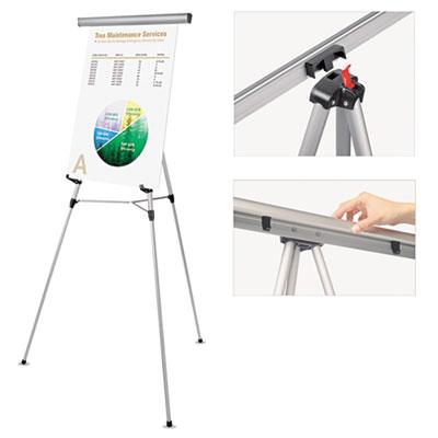 Universal® Lightweight Telescoping 3-Leg Easel