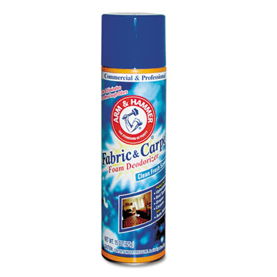 Arm & Hammer™ Fabric and Carpet Foam Deodorizer