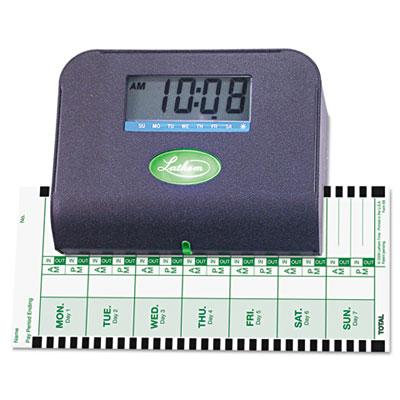 Lathem® Time 800P Thermal Print Time Recorder