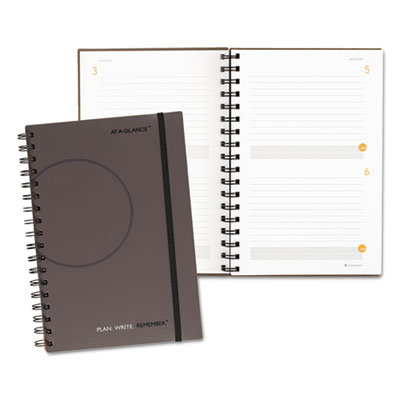 AT-A-GLANCE® PLAN.WRITE.REMEMBER.® Planning Notebook Two Days Per Page