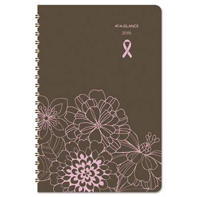 AT-A-GLANCE® Sorbet Weekly/Monthly Appointment Book