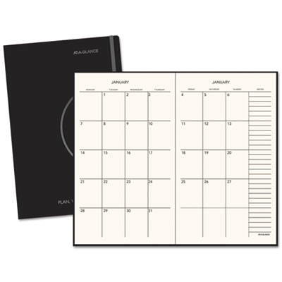 AT-A-GLANCE® PLAN.WRITE.REMEMBER.® Monthly Planner