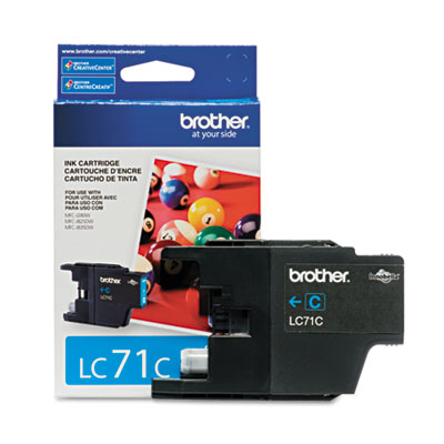 Brother® LC713PKS-LC71Y Inks