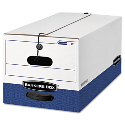 Bankers Box® LIBERTY® Heavy-Duty Strength Storage Boxes