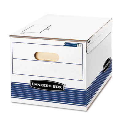 Bankers Box® Shipping and Storage Boxes