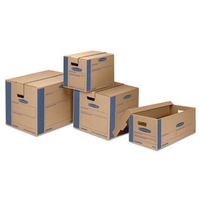 Bankers Box® SmoothMove™ Prime Moving & Storage Boxes