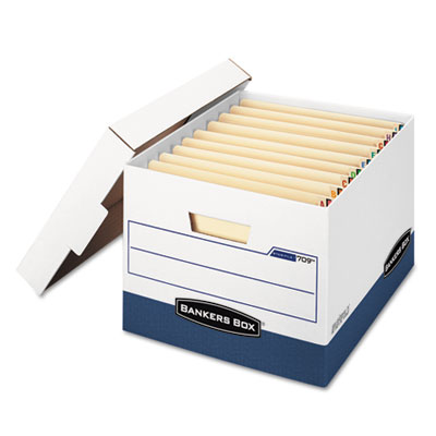 Bankers Box® STOR/FILE™ END TAB Storage Boxes