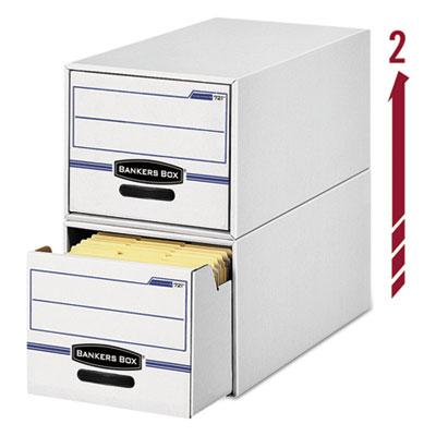 Bankers Box® STOR/DRAWER® Basic Space-Savings Storage Drawers