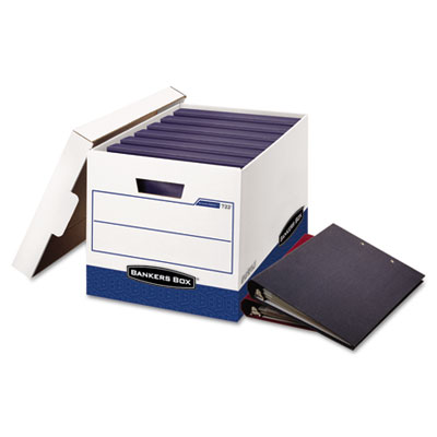 Bankers Box® BINDERBOX™ Storage Boxes
