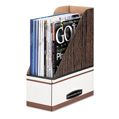 Bankers Box® Magazine File