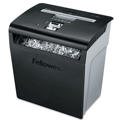 Fellowes® Powershred® P-48C Deskside Cross-Cut Shredder