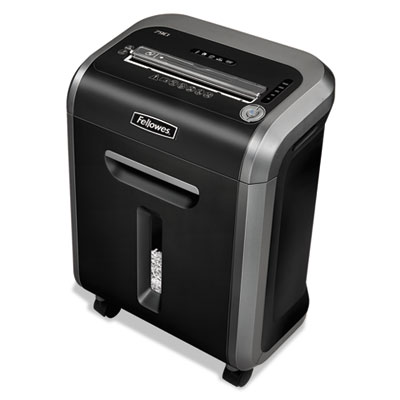 Fellowes® Powershred® 79Ci 100% Jam Proof Cross-Cut Shredder