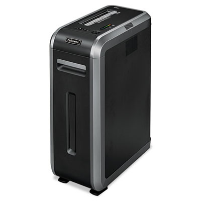 Fellowes® Powershred® 125Ci 100% Jam Proof Cross-Cut Shredder